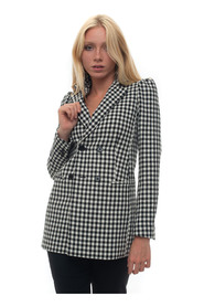 Long jacket with 2 buttons