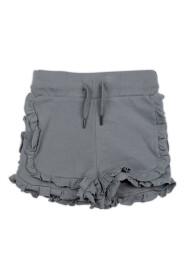 Gråblå Gullkorn Design Villbæret shorts