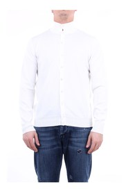 12MG846M2018 High Neck  Men Shirt