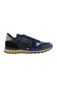 Rockrunner Camouflage Laminated Sneakers