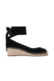 Minnie Ballet wedge espadrilles