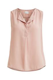 SHORT TOP WITHOUT SLEEVES