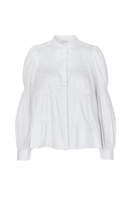 Lr-Isla Solid Skjorte