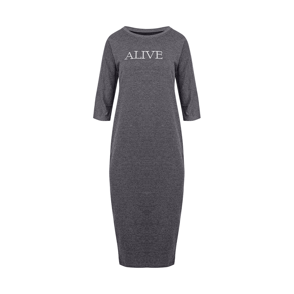 "Sukienka Lexy Dress ""Alive"" Melanż"
