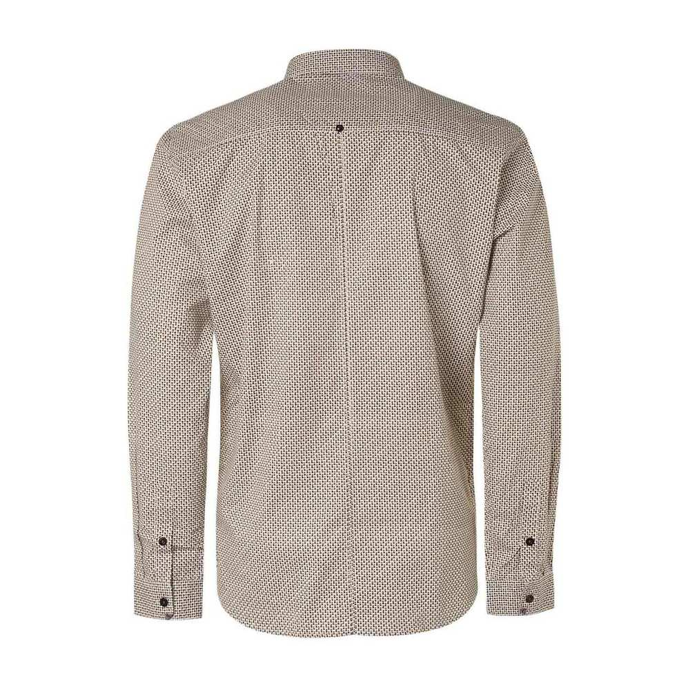Beige Shirt | No Excess | Casual Overhemden | Herenkleding