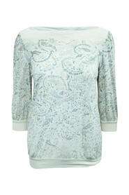 Printed Blouse -Pre Owned Condition Very Good