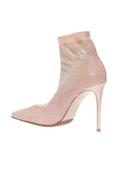 Beige 'Gilda???sock pumps | Le Silla | Høye Hæler