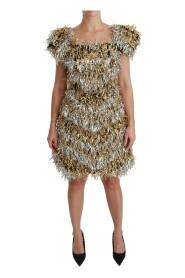 Mantel Mini Shift klänning