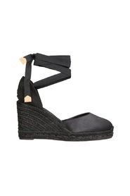 CUTE ESPADRILLES WITH WEDGE