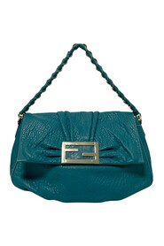 Pre-owned Mia Shoulder Bag Leather Calf