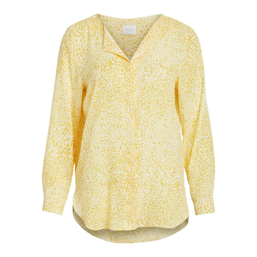 Long Sleeved Top Patterned