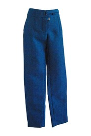 Pre-owned Trousers