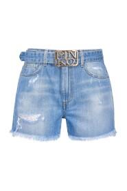 Pinko korte jeans