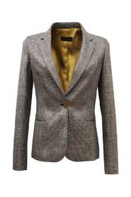 Jacket with micro pattern - ADW2006 / N0187-80--42