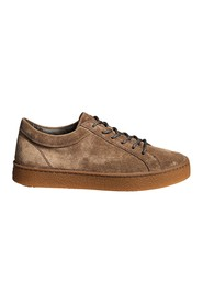 Derby Casual Sneakers in suede
