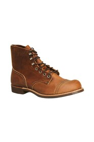 Iron Ranger Copper Rough & Tough Boots
