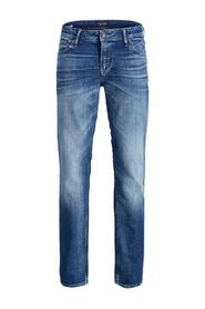 Jack & Jones Blå Clark Original Regular Fit Jeans