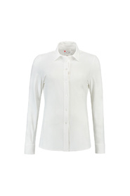 Helena Hart Blouse Transfer White
