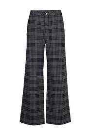 Hope - Ease Trousers - Grey Tartan