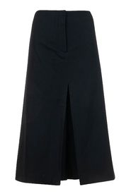Pre-owned Black Culottes