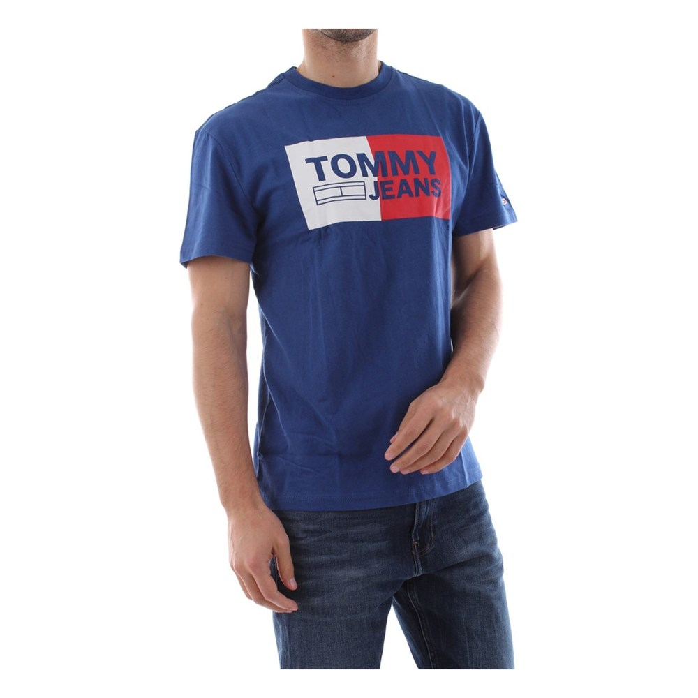 tommy jeans t shirt herr