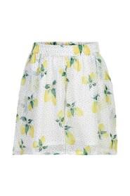 Shorts Lemon Chiffon