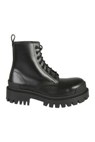Strike 20mm Lace-up Boots