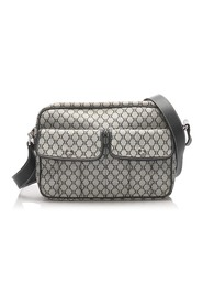 Macadam Canvas Crossbody Bag