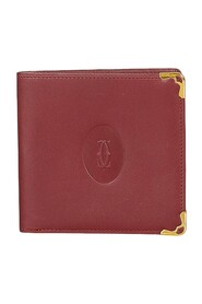 Must De Small Wallet Leather Calf
