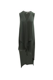 High Low Oversize Dress