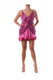 114DR62 Short party dress