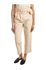 Ziggy Belted High Waist Trousers