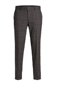 Trousers Checked suit