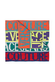Scarf with logo