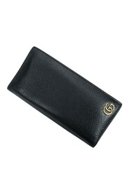 Pre-owned Marmont Long Bifold Wallet