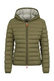 Grønn jakke - Dame - D33620W-GIGA13