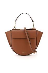 Hortensia mini leather bag