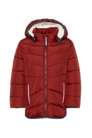 Puffer Jacket teddy lined