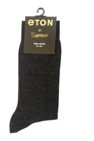 Fin Ull Plain Socks