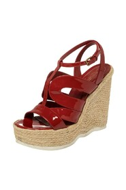 Pre-owned Wedge Sandals