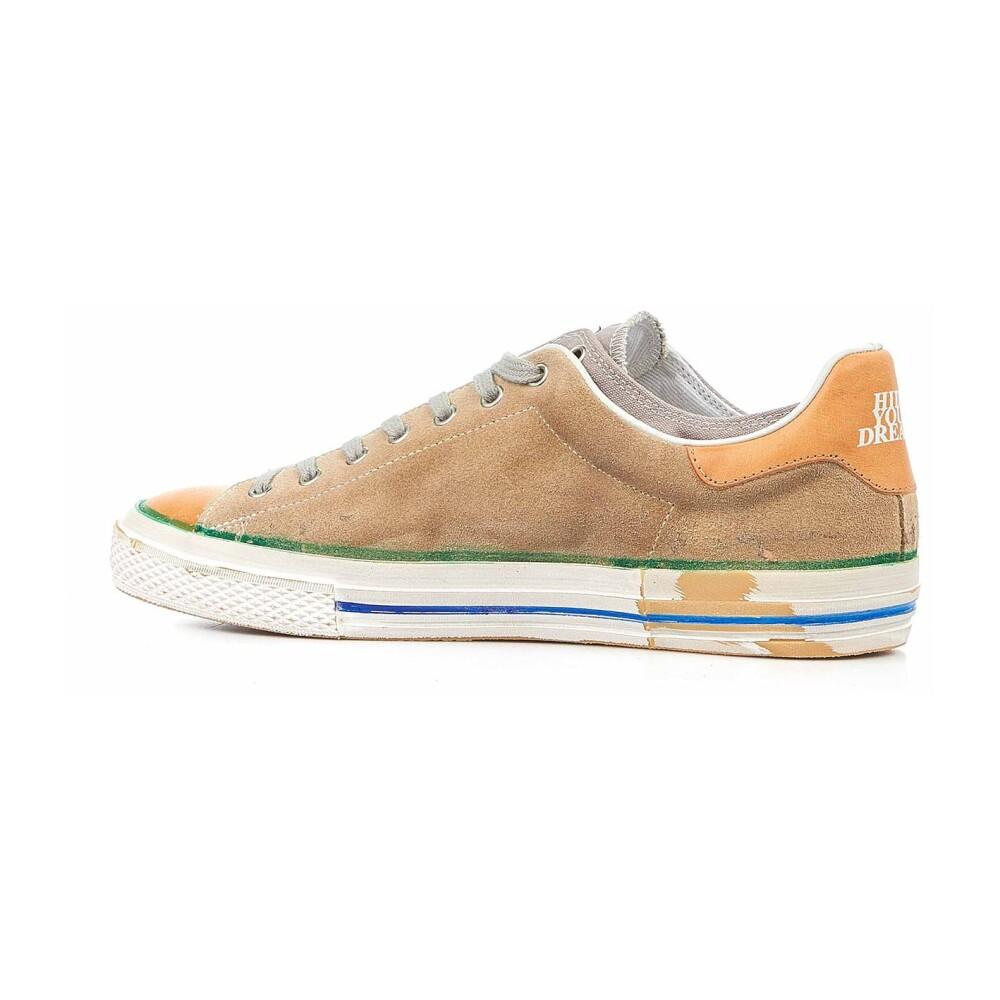 Brown Sneakers | Hidnander | Sneakers | Herenschoenen