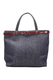 Denim Tote Bag