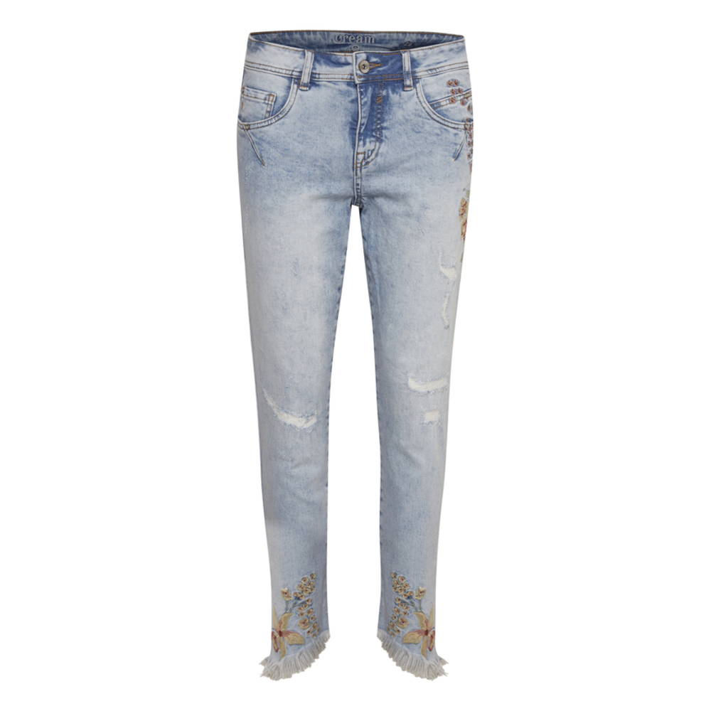 Sif Flower jeans - Baiily
