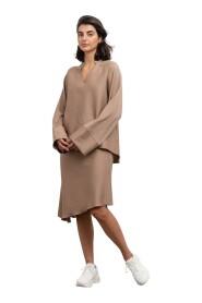Dina wool skirt