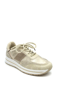 Duffy | Sneakers i gold