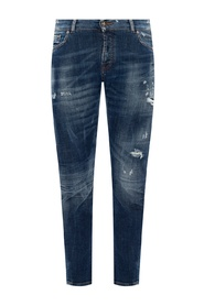 'Mick' distressed jeans