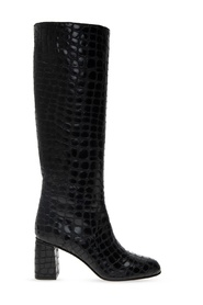 Avired heeled boots