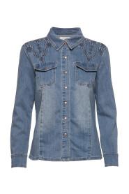 Yillacr Jeans Skjorte