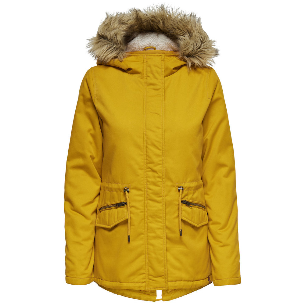 Parka coat Short