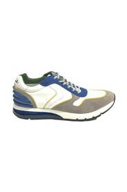 SNEAKER RUNNING VOILE BLANCHE SUEDE US19VB01